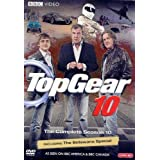 Top Gear: The Complete Season 10 & Clarkson: Heaven & Hell by BBC Home Entertainment