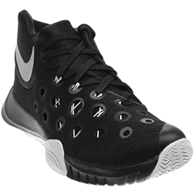 dd3e4f5b4992 Nike Mens Zoom Hyperquickness 2015 Basketball Shoes (7. 5