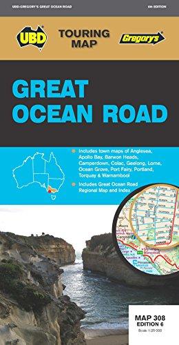 Great Ocean Road 308 2016: UBD.VIC.308