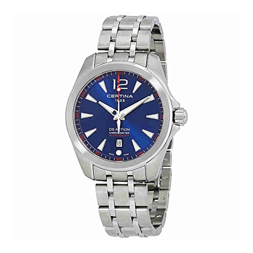Certina DS Action Blue Dial Mens Watch C032.851.11.047.00