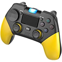 Lilon PS4 Wireless Gamepad Gamepad Wireless Bluetooth 4.0 touchscreen-controller met vibratie voor Playstation 4 / Pro…