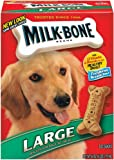 Milk Bone Large Biscuits for Dogs, 4-Pounds (Pack of 2), My Pet Supplies