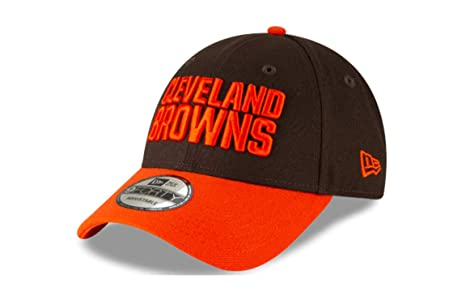 online retailer 487dd b0695 New Era The League NFL 9Forty Alternate Colors Adjustable Hat (Cleveland  Browns)