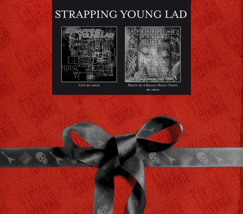 City/Heavy As a Really Heavy Thing (Strapping Lad Young City)