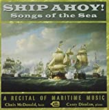 Ship Ahoy! Songs of the Sea by Chris McDonald, Casey Dierlam (2014-07-08?
