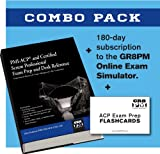 PMI-ACP and Scrum CSP Exam Prep Combo Pack : Comprehensive Resource for Project Management's Top Certifications, Stenbeck, John, 0984669337