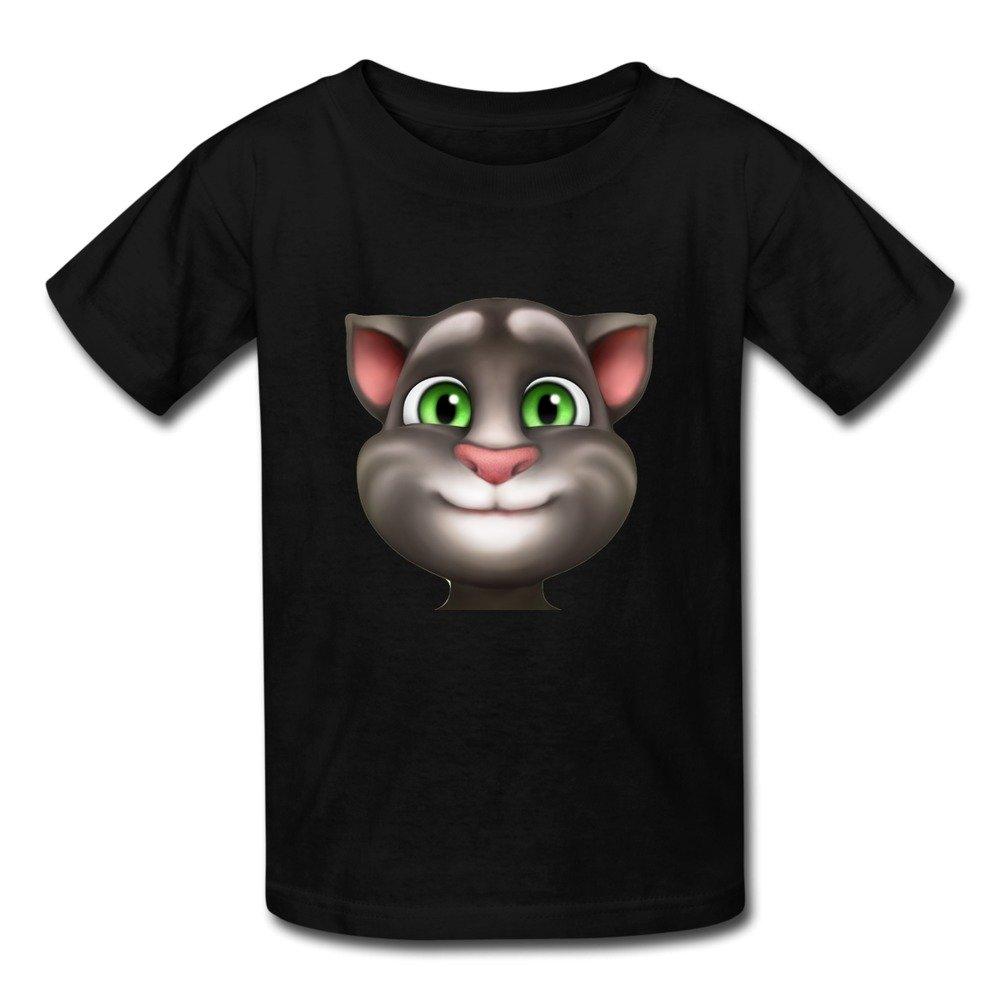 Fedns Talking Cat Tom T Shirt 5030