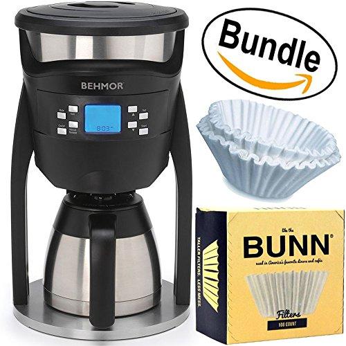 Behmor Brazen Plus Temperature Control Coffee Maker Brew