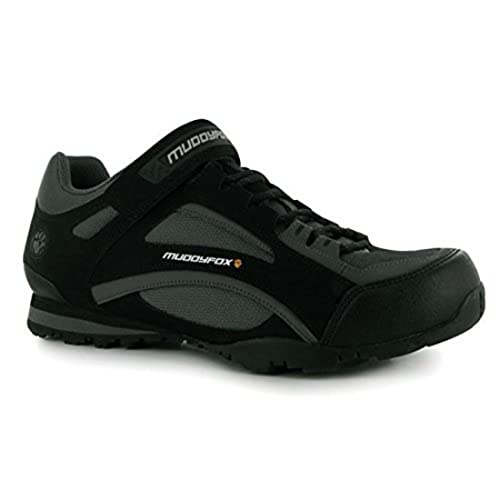 d38a7e942df71a Muddyfox Mens TOUR 100 Low Cycling Shoes Full Laced Front Sport Cycle  Trainers: Amazon.co.uk: Shoes & Bags