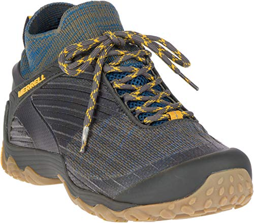 Merrell Chameleon 7 Knit Mid Hiking Boot - Men's Olive Wing, 10.5