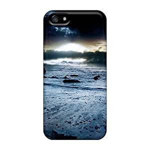 Cynthaskey Case Cover For Iphone 5/5s - Retailer Packaging Beautiful View Protective Case