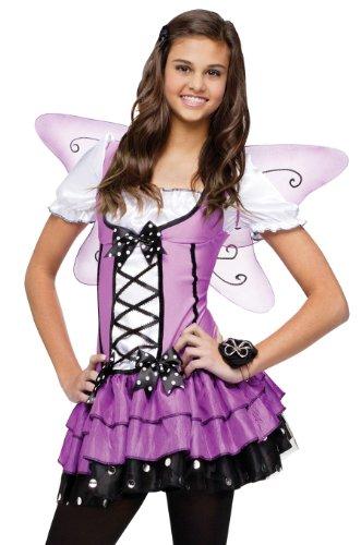 Lilac Fairy Teen Costume (Teenage Fairy Halloween Costumes)