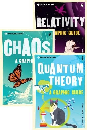 Introducing Graphic Guide box set - Great Theories of Science (EXPORT EDITION)