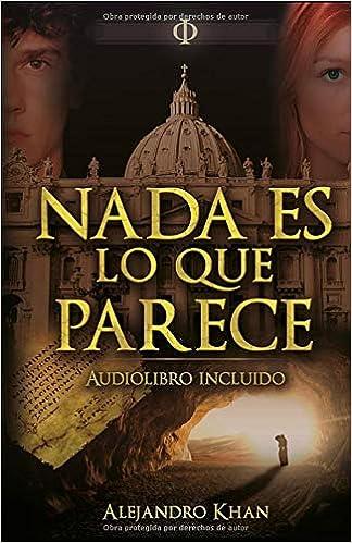 Nada es lo que parece - AUDIOLIBRO INCLUIDO Libro + Audio ...