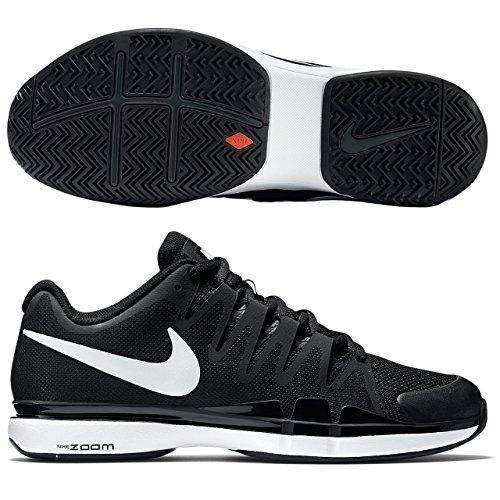 Mens Nike Zoom Ånga 9,5 Tur Tennisskor (vintern 2017 Färger) Svart / Vit-antracit