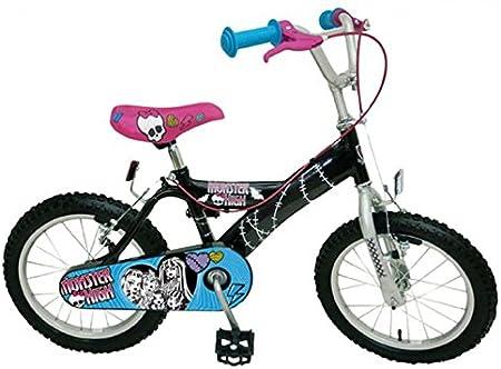 40.64 cm Disney para niños bicicleta para niñas de Monster High ...