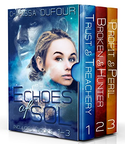 The Echoes of Sol: Books 1-3 cover