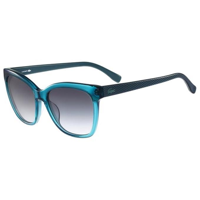 Lacoste Gafas de Sol L792S-466 (61 mm) Azul: Amazon.es: Ropa ...
