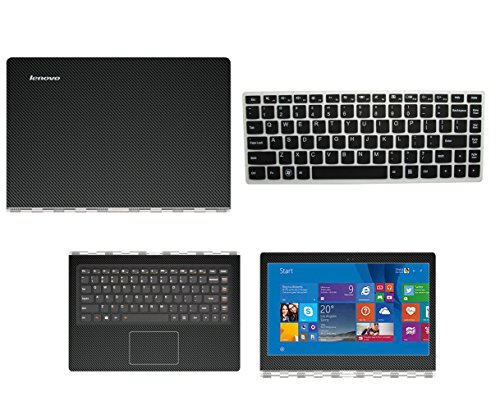Black Carbon Keyboard Lenovo Laptop product image