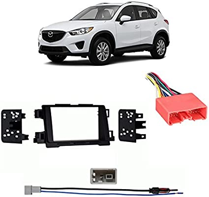 Mazda CX-5 2013-2016 Factory Stereo to Aftermarket Radio Harness Adapter Plug