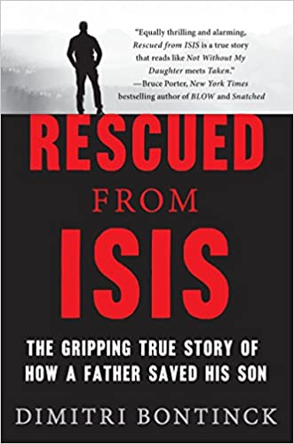 Image result for rescued from isis book
