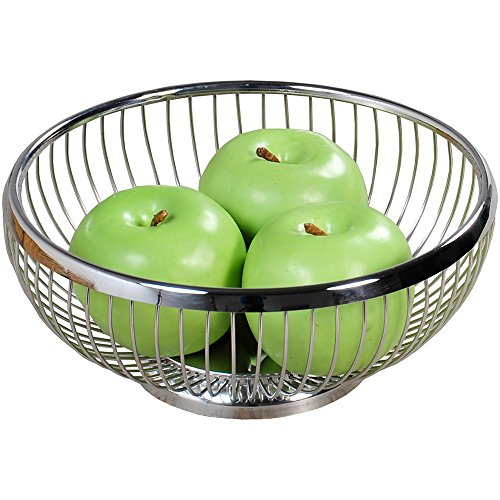 Kesper 90842 Fruit/Bread Basket round 8.66