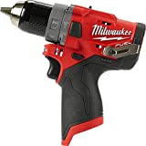 Cheap Milwaukee Electric Tools MLW2504-20 M12 Fuel 1/2″ Hammer Drill (Bare)