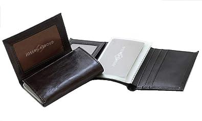 Amazon.com: JOSEPH ABBOUD - Funda de piel para hombre: Shoes