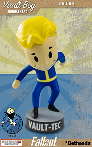 Fallout Vault Sneak Bobblehead Figure product image