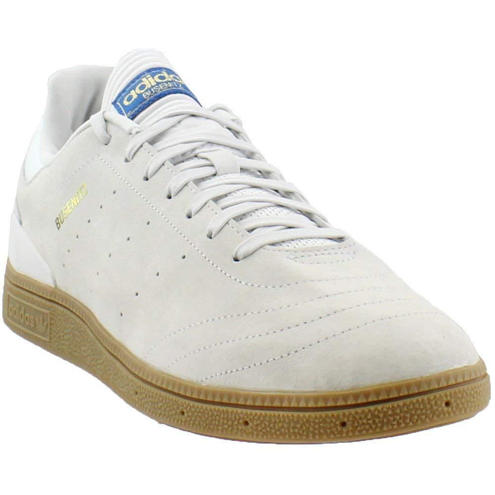 94c825ea7d6ea adidas Men's Busenitz Vulc RX Skate Shoe (13 D(M) US, White/Gum4/Gold)