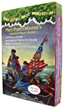 img - for Magic Tree House Volumes 21-24 Boxed Set: American History Quartet book / textbook / text book