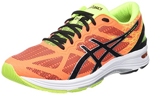 Asics Sneaker Gel-Ds Trainer 21 Nc Arancione/Giallo/Rosso EU 39.5 (US 6H)