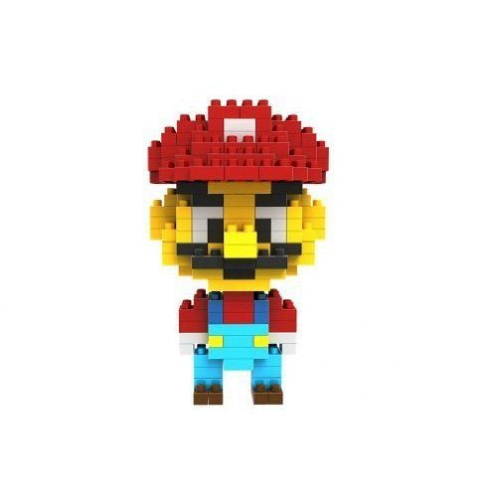 Amazon Grhose Loz Super Mario Gift Series Diamond Blocks Toys