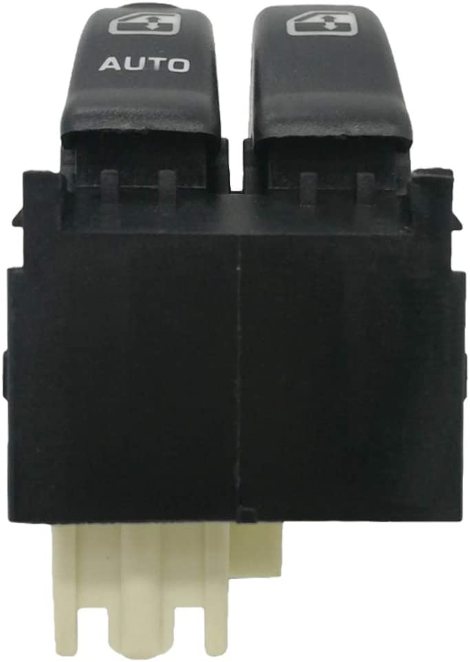 Automotive-leader 10387305 2-Button Power Master Window Switch for 2000-2005 Chevy Venture 2000-2004 Oldsmobile Silhouette 1999-2005 Pontiac Montana 10419308
