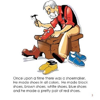 Runaway Red Shoes Board Book
