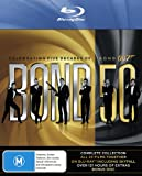 Bond 50 Celebrating 5 Decades of 007 Blu-ray Box Set [w/ space for Spectre]