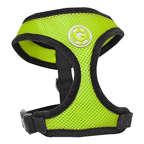 8a5ea763d150 chic Gooby Soft Breathable Mesh Dog Harness For Small Pets, Large ...