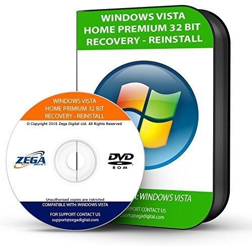 Re INSTALL Repair Restore WINDOWS VISTA