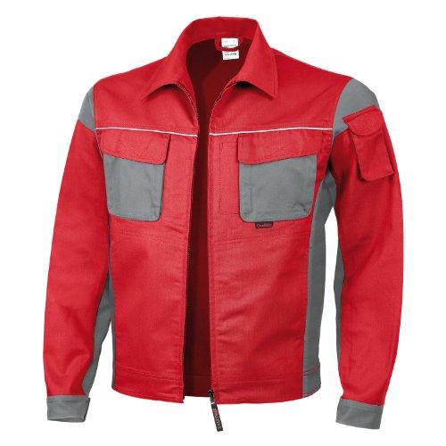 Gris Qualitex plusieurs Couleur Rouge MG 245 professionnelle PRO Veste 88HqA