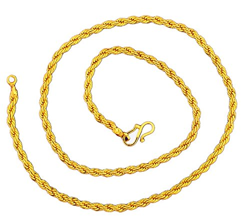 Guarantee Ornament House Hip Hop Designer Fashion Jewellery Rope Chain 4mm Brass Partywear Necklace Chain for (Designer Fashion Jewelry)