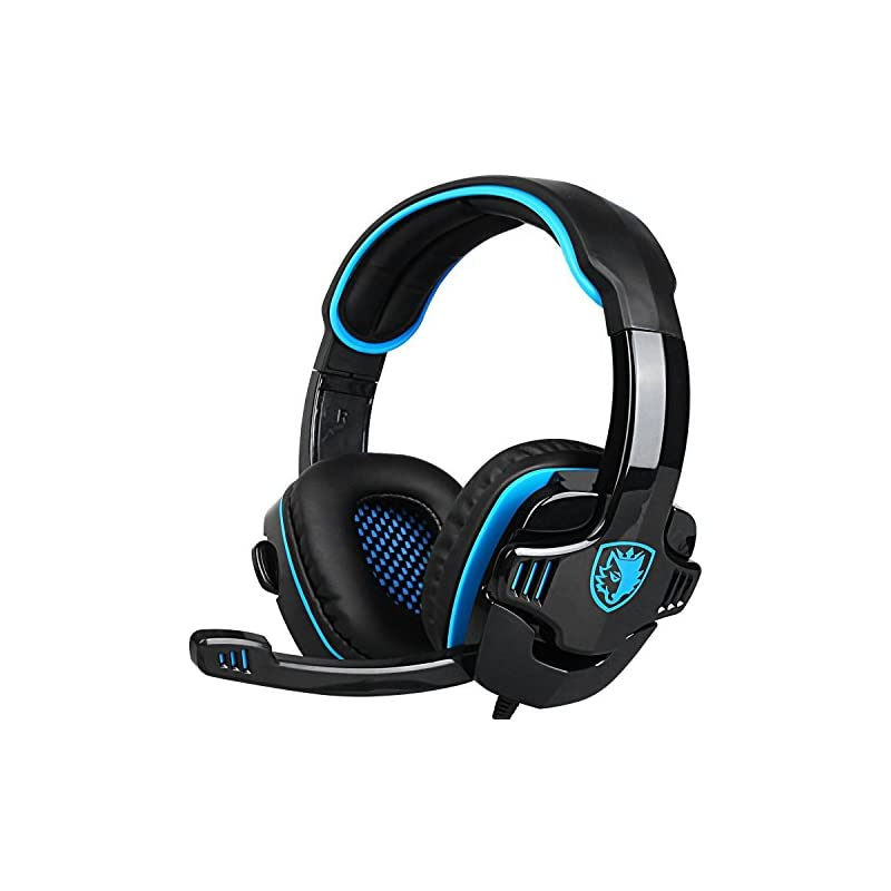 SADES Gaming Headset Headphone for PS4/P