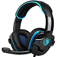 SADES Gaming Headset Headphone For PS4/PC/Laptop/Xbox 360...
