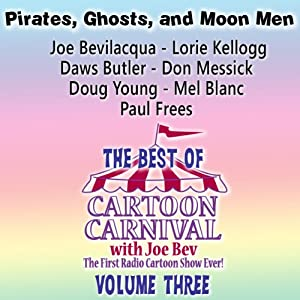 The Best of Cartoon Carnival, Volume 3 Radio/TV Program