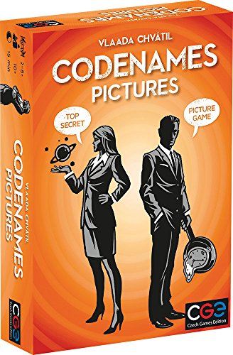 Codenames: Pictures (Code Names For Best Friends)