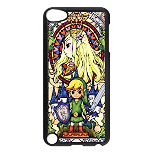 Game The Legend of Zelda for Ipod Touch 5 Phone Case 8SS460566