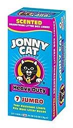 Jonny Cat Heavy Duty Litter Box Liners Jumbo - 7 CT