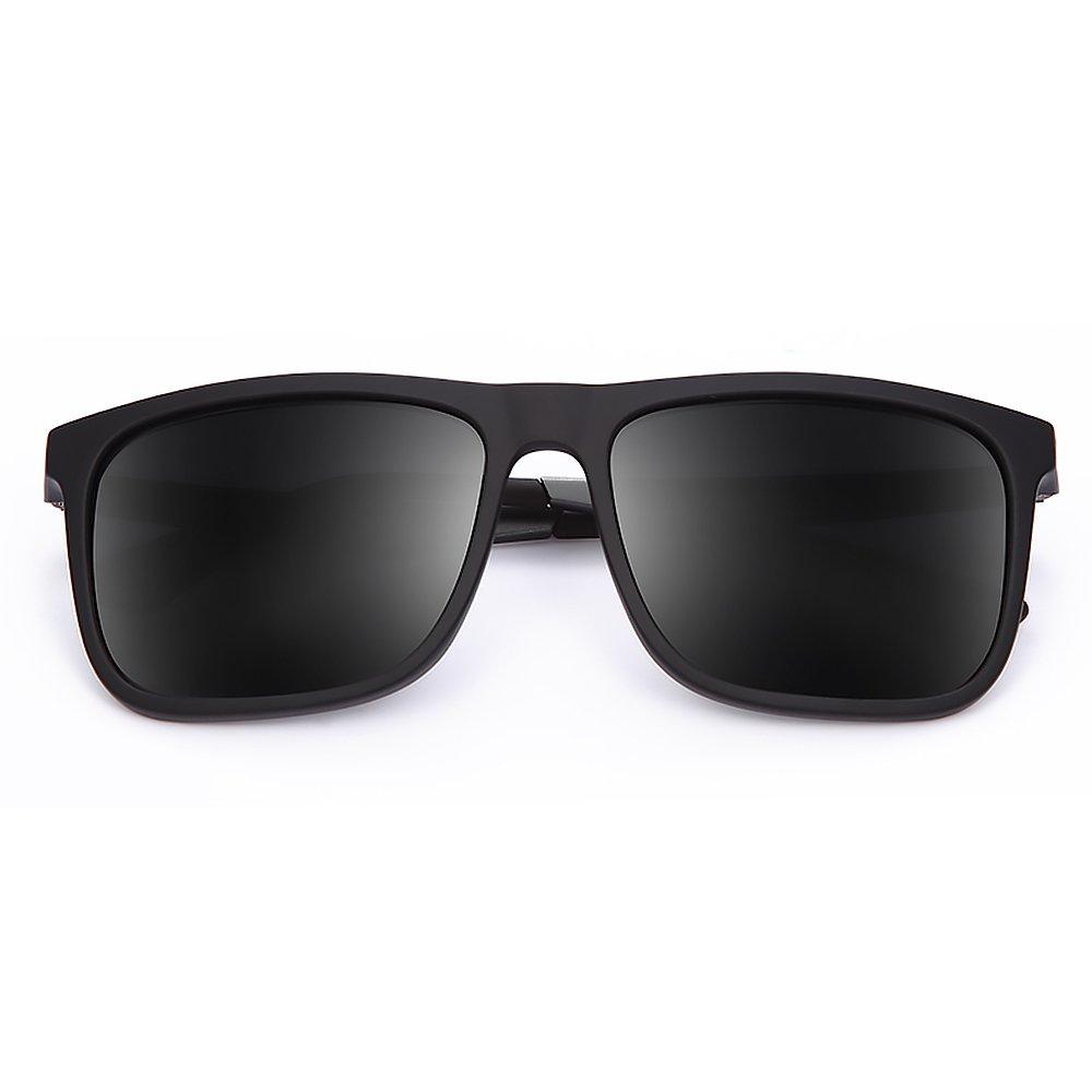 Buho Modelo Eyewear - Gafas - de de sol - Polarizado Acetato y ...