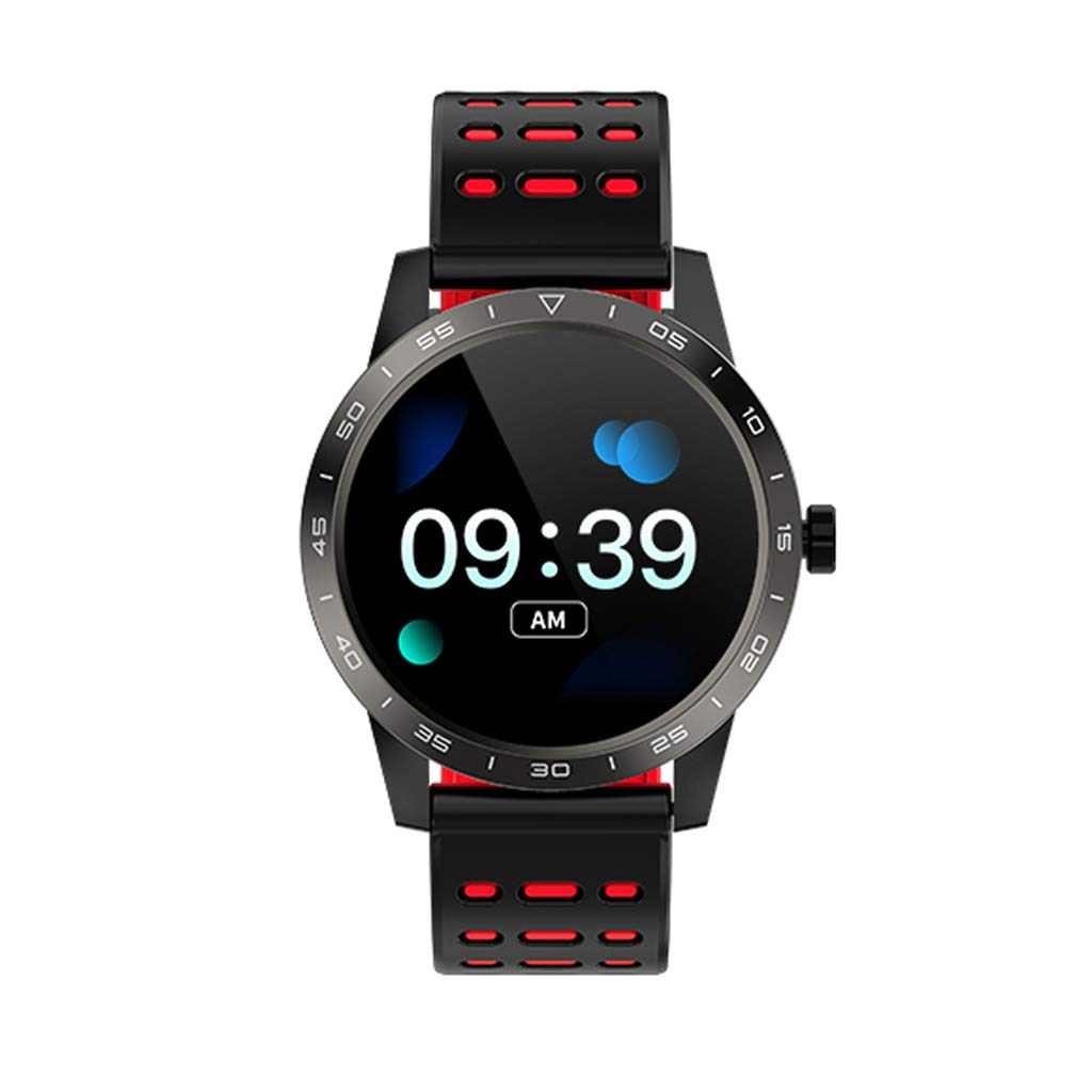 Sport Smart Watch Waterproof Fitness Tracker Blood Pressure Heart Rate Monitor for Android