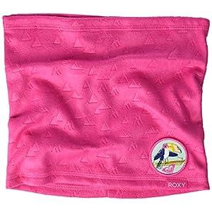 Roxy SNOW Girls' Little Kaya Teenie Collar, beetroot pink RISINGPEAK emboss, 1SZ
