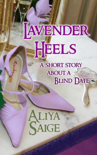 Lavender Heels: A short story about a blind date